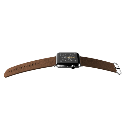 xdoria-applewatch-luxband-cuir-marron
