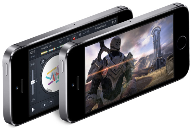 Smartphone Apple iPhone 5S reconditionne grade A