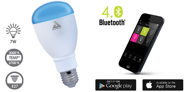 Ampoule Smartlight color d'Awox