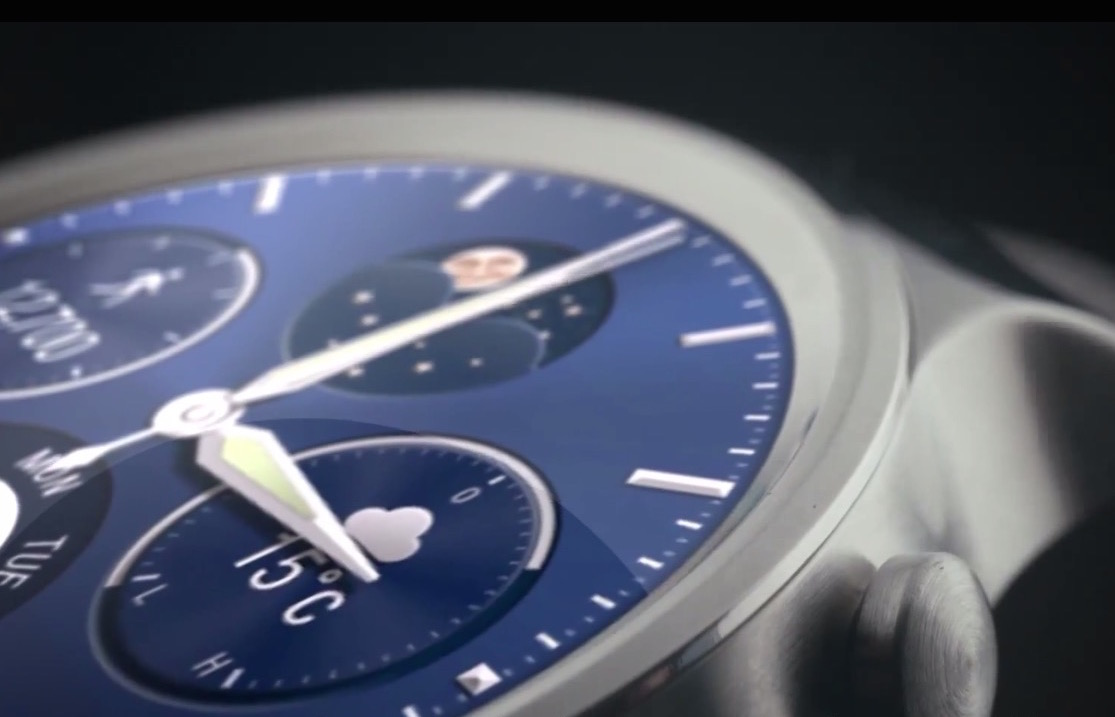 Montre connectee Huawei Watch 4