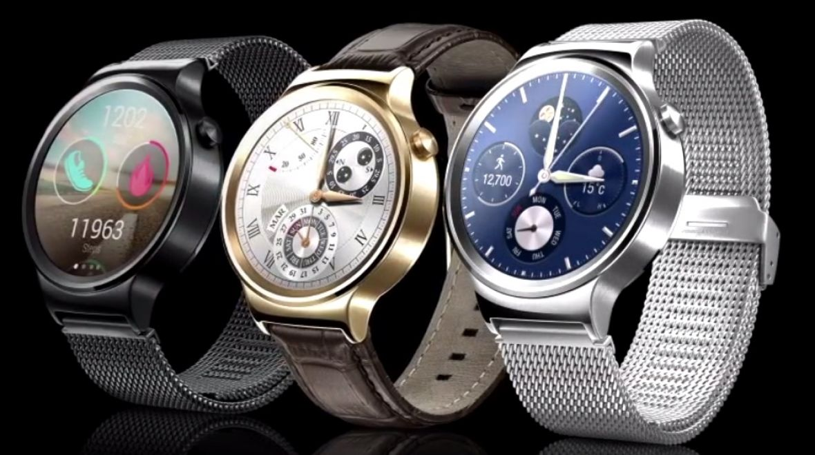 Montre connectee Huawei Watch 3